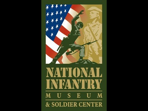 THE U.S. ARMY NATIONAL INFANTRY MUSEUM AND SOLDIER CENTER AT FT. BENNING,GA. 8-22-2017