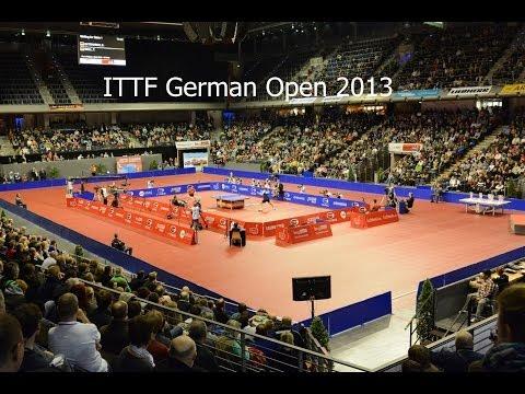 Top 10 Shots 2013 German Open