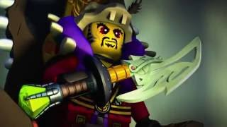 Лего Ниндзяго история Мастера Чена