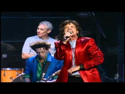 The Rolling Stones - Street Fighting Man (Live) - OFFICIAL