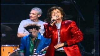Смотреть музыкальный клип The Rolling Stones - Street Fighting Man (Live) - Official
