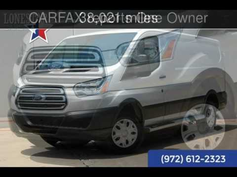 2015 Ford Transit T250  Used Cars - Plano,Texas - 2016-08-18