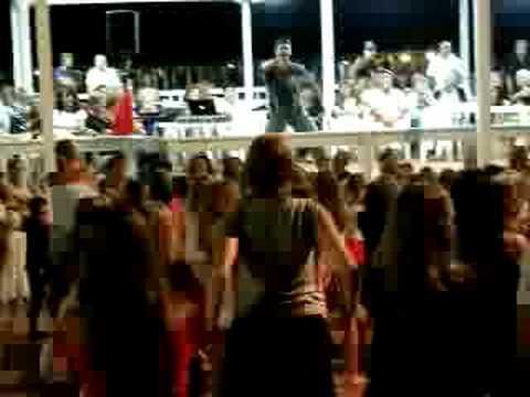 Manolo ai Bagni Lido Livorno 31-08-08