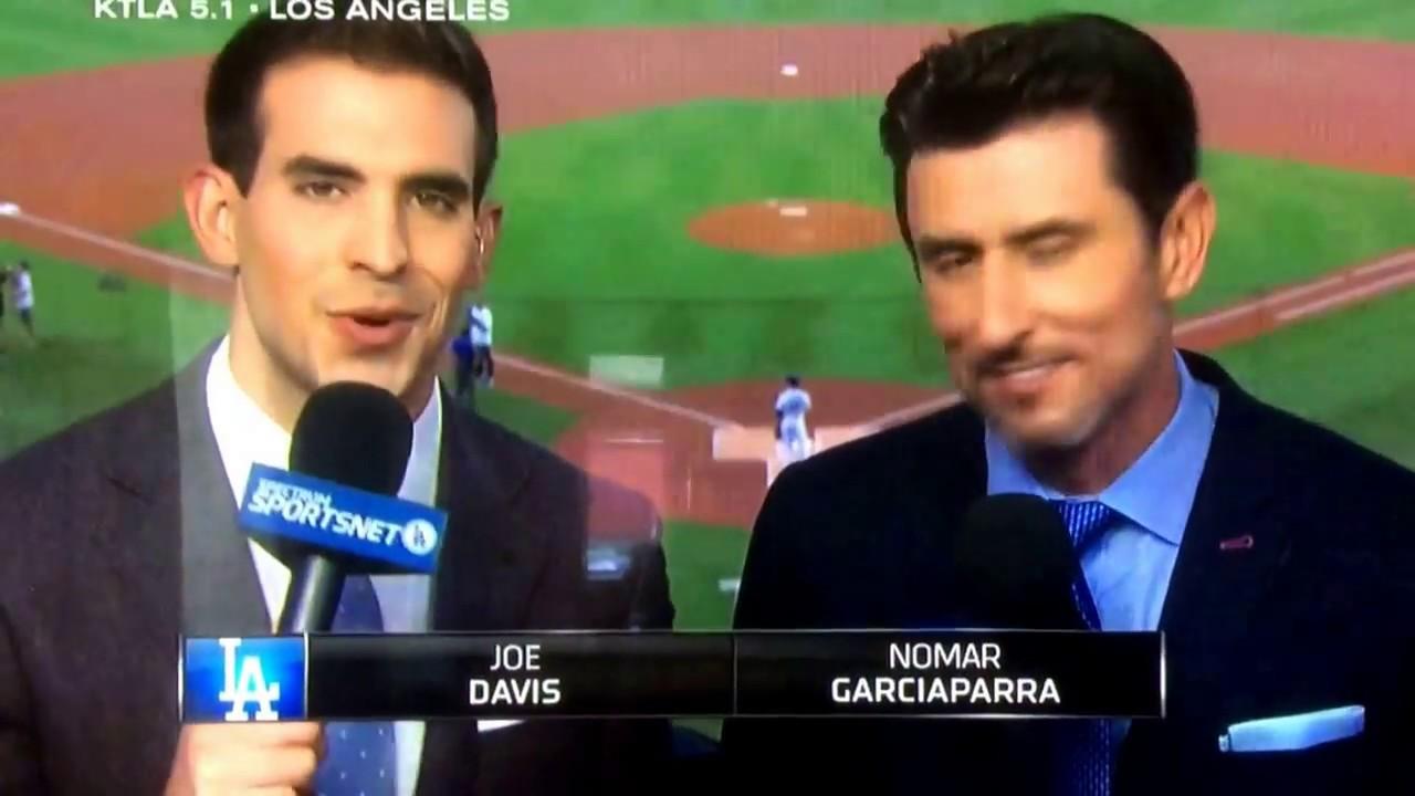 Ktla 5 Spectrum Sportsnet L A Dodgers Pregame Show Cold Open September 5 2017 Youtube
