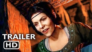 PS4 - Kingdom Come: Delivrance - Amorous Adventures Gameplay Trailer (2018)