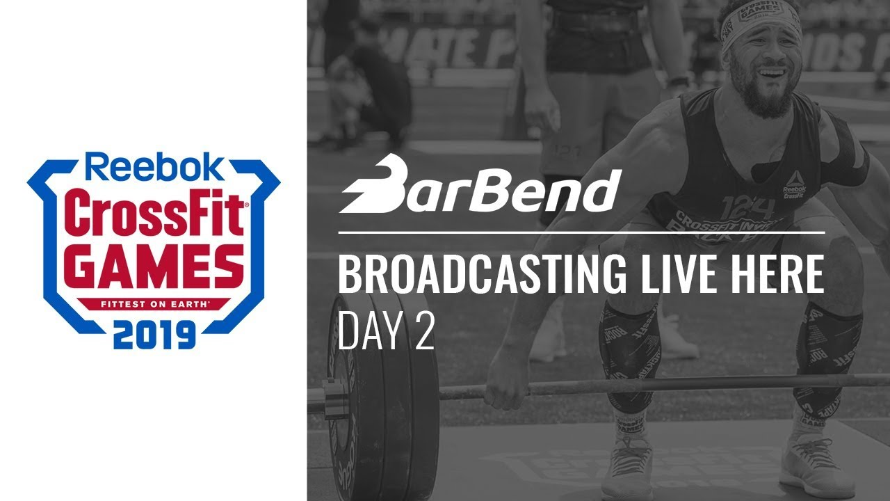 WATCH LIVE: CrossFit Games 2019 competition day 2