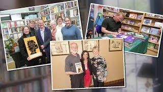 Simon & Schuster Authors Celebrate Local Independent Bookstores