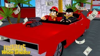 ROBLOX - THE LOW-RIDER GANG!!