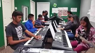 Download Kanna Kaattu Podhum Song by Students of SAREGA Music School MP3 song and Music Video