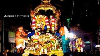 Madurai Meenatchi Chithirai Thiruvizha 2016 3rd Day Kailasa Kamadhenu Vaganam
