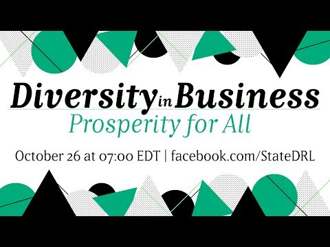 Diversity in Business: Prosperity for All