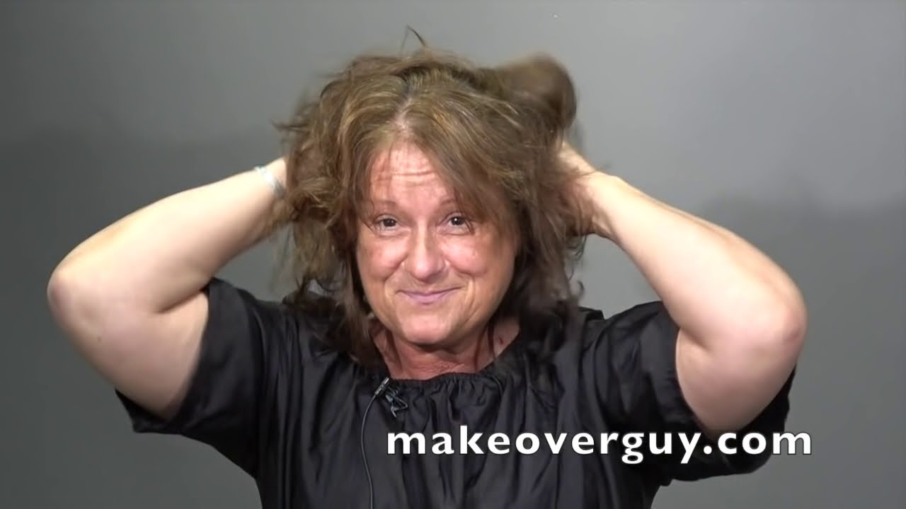 Grandma Gets Her Groove Back: A MAKEOVERGUY® Makeover