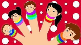 Finger Family | Nursery Rhyme For Kids And Childrens Song