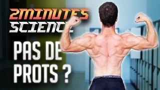 Protéines en Poudre INUTILES ? La Science en 2 Minutes (ou presque)