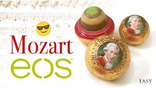 DIY Mozart EOS - How to Make Chocolate Praline Lip Balm!