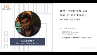 eBPF: exploring use case of BPF kernel infrastructure