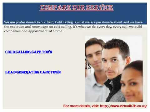 Appointment setting Johannesburg