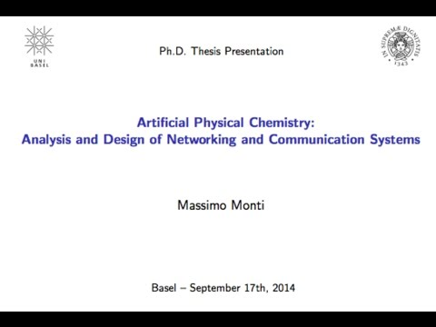 Phd thesis search presentation template ppt