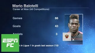 Mario Balotelli wants out of Nice, but is anyone interested? | ESPN FC