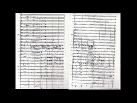 Danzon No. 2 (arr. for Concert Band) Full Score