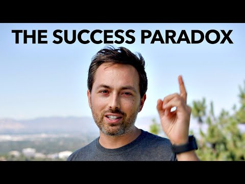 Is Success Luck or Hard Work?