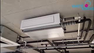 видео Fujitsu ARYG45LMLA/AOYG45LATT (380В) Канальные средненапорные