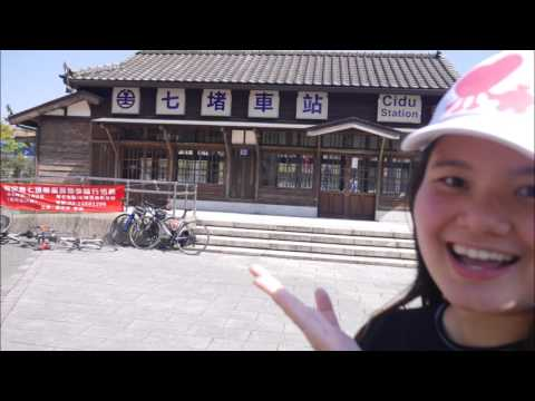 Travel Vlog: Keelung Miaokou + Qidu Station (基隆廟口 + 七堵車站)
