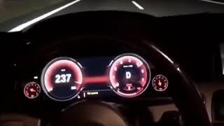 Instagram Storylik Gece Araba Videosu (BMW)