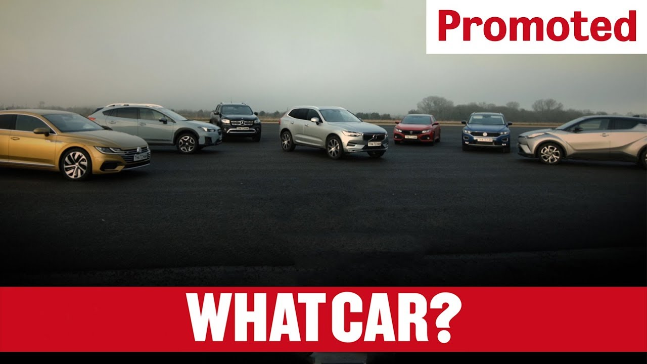 Promoted: 2018 What Car? Safety Award winner