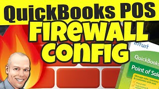 Quickbooks POS Firewall - Firewall Configuration for QuickBooks Point of Sale