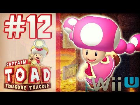Let's Play: Captain Toad Treasure Tracker - Parte 12