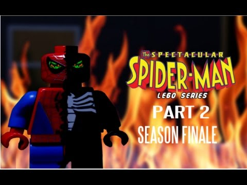 The Spectacular Lego Spider-Man (S1:EP11) Infamous Part 2