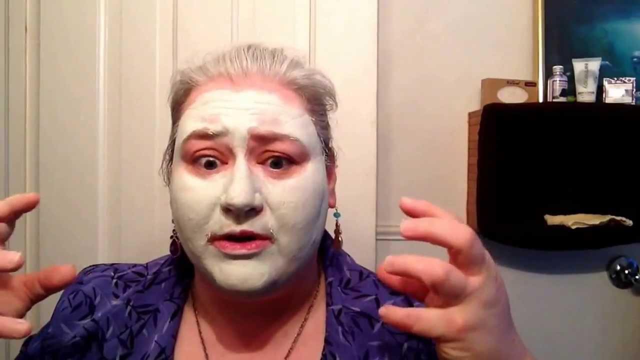 How to do a facial mask
