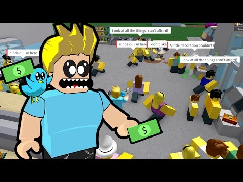 Roblox Retail Tycoon Part 2 It S So Busy Gamer Chad Plays