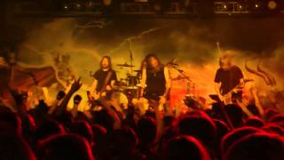 Amon Amarth - Death In Fire (Moscow 2013)