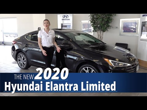 [Review] New 2020 Hyundai Elantra Limited | St Paul, Mpls, Inver Grove Heights, Bloomington, MN