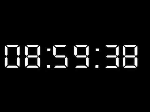 閏秒 - YouTube
