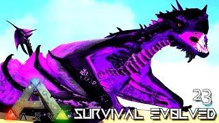 ark survival evolved new infernal wyvern dominus dragon e23 mod ark eternal crystal isles