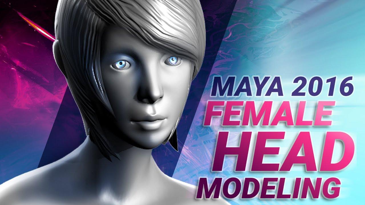 Maya modelling and animation tutorials