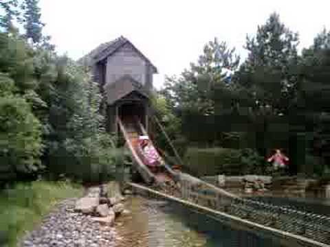 Pirate Falls At Legoland Windsor Youtube