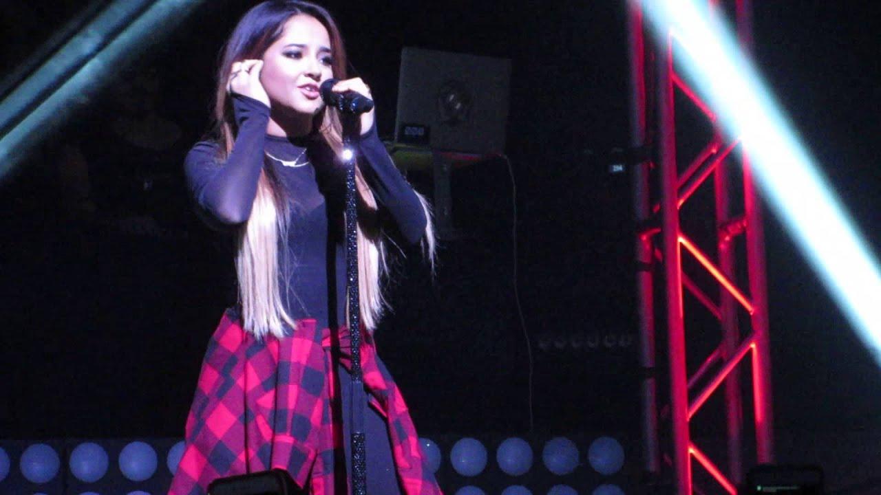 """Download Becky G - """"Lovin' So Hard"""" at La Familia Tour Miami, FL"""