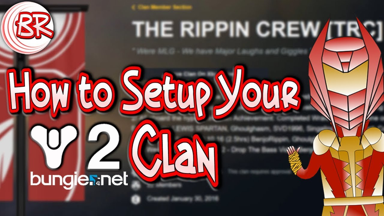 How to setup your d2 bungie clan overview clan banners and how to setup your d2 bungie clan overview clan banners and ranks destiny 2 guide stopboris Image collections