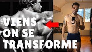 JE VAIS ME TRANSFORMER, VIENS ! || Le Programme Ultime des Amigos Musclés