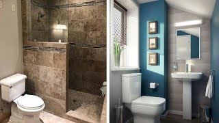 Beautiful Small bathroom Design ideas that are cool and stylish | Interior Decor Designs