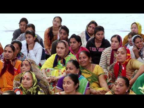 भावनगर में भागवत पुराण कथा दरमियान रात्रि में प.पू. स्वामी ब्रह्मानंद सागर वेदान्ताचार्य का प्रवचन