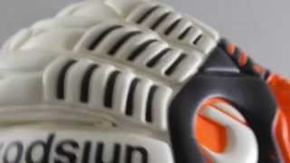 Uhlsport Ergonomic Absolutgrip Bionik  Goalkeeper Gloves Preview