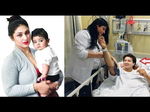 হাসপাতালে কান্নায় ভেঙে পড়লেন অপু ! Superstar Shakib Khan in hospital !