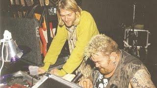 Nirvana 1994/01/28-1994/01-30  Robert Lang Studios, Seattle,