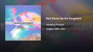 Red Shoes By the Drugstore