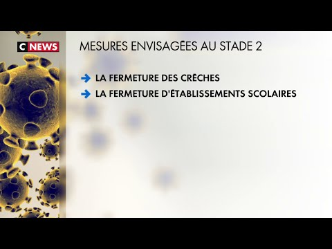 Coronavirus: la France passe au stade 2